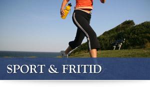 Sport og fritid